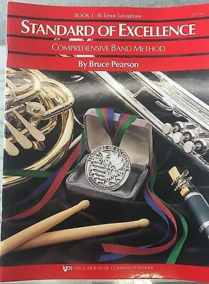 Saxophone Method Books Various Titles