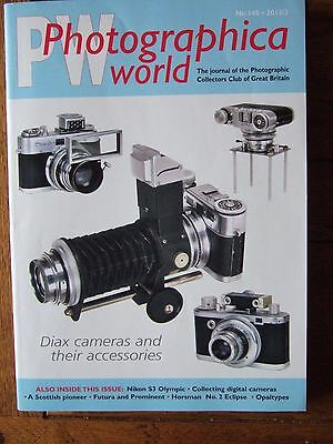 Photographica World magazine No. 145 2013/03 Nikon S3, Diax, Ross SEE INDEX