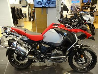BMW R1200 GS Adventure TE ABS