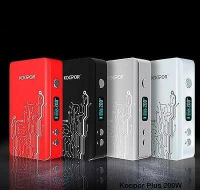 Koopor Plus 200W TC