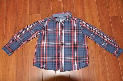 Chemise CYRILLUS taille 6 ans