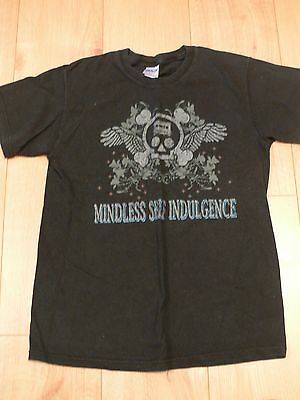 Mens / Womens Official Mindless Self Indulgence T Shirt / Top - Size S - Band
