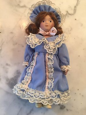 American Girl  Nellie's China Doll LYDIA