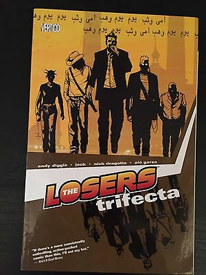 The Losers Volume 3 Trifecta TPB by Jock & Diggle