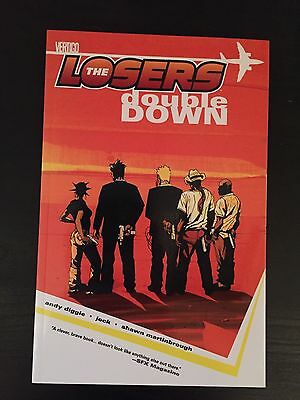 The Losers Volume 2 Double Down TPB by Jock & Diggle