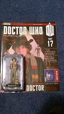 Eaglemoss doctor who figurine collection - Issue 17: THE FOURTH DOCTOR