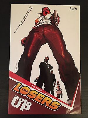 The Losers Volume 1 Ante Up by Jock and Diggle TPB