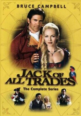 Jack of All Trades - The Complete Series DVD