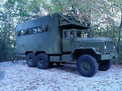 1990 BMY M923a2 5-Ton Expeditionary, Bugout, Prepper, RV, Military Vehicle M923