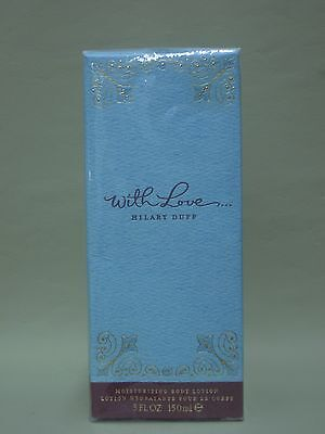 WITH LOVE Hilary Duff Moiturizing Body Lotion 150ml 5fl.oz