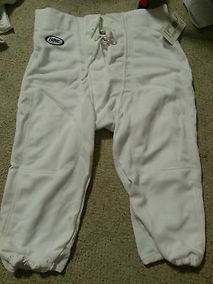 Bike football pants with 7 piece snap in pad set BYIS55 NEW Youth XL