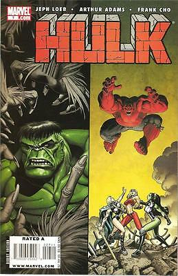 Hulk #7 (Marvel 2008) Two Different Covers, Near Mint+