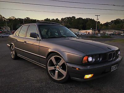 1991 BMW 5-Series 535IS 1991 BMW 535is - Classic in need of new enthusiast owner - Lots of upgrades!