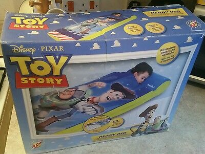 Unisex Disney Pixar Toy Story Inflatable Ready Bed Boxed With Pump