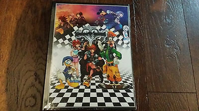 Kingdom Hearts HD 1.5 Remix STRATEGY GUIDE for PLAYSTATION 3 BRAND NEW Sealed