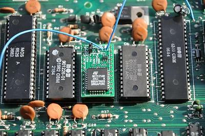 Commodore 64 dual kernal switchless. C64 kernel 901227-03 plus secondary kernal
