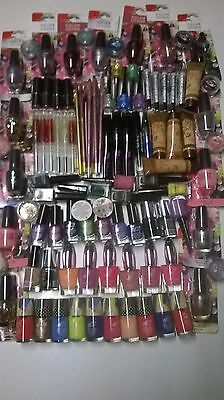 Lot De 100 Maquillage Vernis Mascaras Gloss Etc...