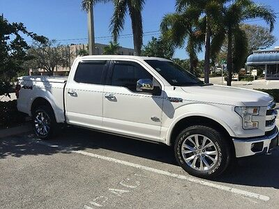 2015 Ford F-150 King Ranch Crew Cab 2015 F150 King Ranch Crew Cab