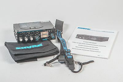 Shure FP33 audio mixer