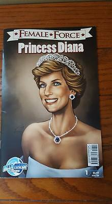 Female Force: Princess Diana #1 (Jul 2009, Bluewater Productions) NEW