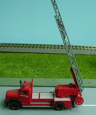 FIRE TRUCK - UNBOXED in HO SCALE by WIKING