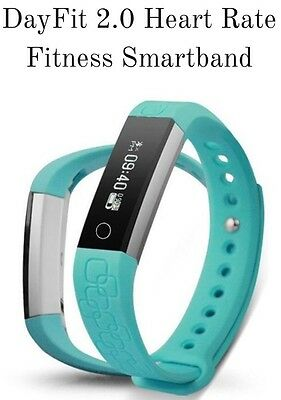2 X Heart Rate Exercise Health/Fit/Bracelet/Band/Watch
