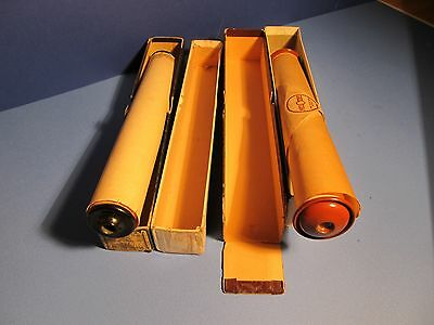 Two vintage Player piano  rolls (ref 0334)