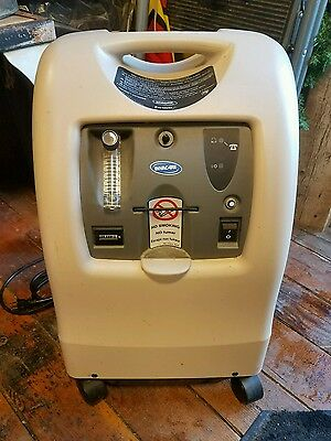 INVACARE AIR PERFECTO 2 GLASS BLOWING MACHINE Used Tested oxygen concentrator