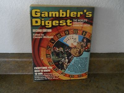 Gambler's Digest - The World's Greatest Gambling Book - Second Edition