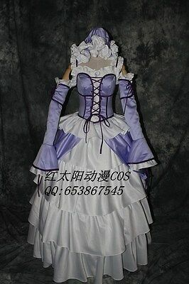 Chobits Chii Lolita Gorgeous Party Dress Cosplay Costume
