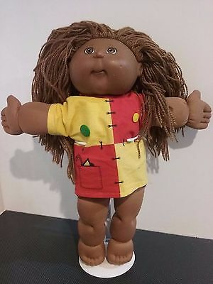 """6 x Doll stands for  12- 17"""" chubby waist dolls,  Cabbage Patch,My Child, Bears"""