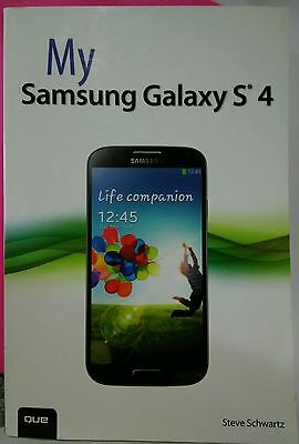 My Samsung Galaxy S 4 Smartphone Guide Paperback Manual