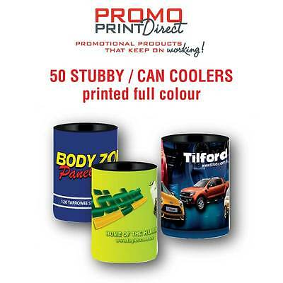 Stubby / Can  Holder / Cooler (50)