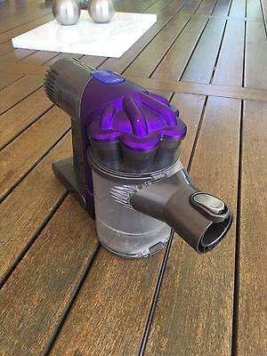 Dyson DC35 Handstick Vacuum Cleaner - Excellent Condition, Hardly Used
