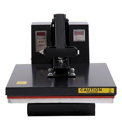 Upgrade High Pressure Heat Press Machine Sublimation T-shirt Printing & Graphic