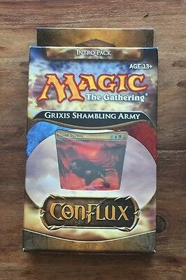 Grixis Shambling Army - Conflux - Intro Pack - Magic The Gathering