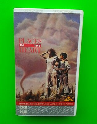Places In The Heart - Video Vhs Movie Film
