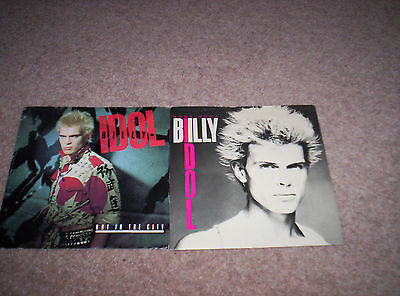 Billy Idol  Double One Ep   -See Below - Excellent /near Mint  Condition