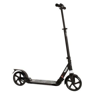 OXELO Town 7 XL Foldable ORIGINAL Adult Scooter Suspended Black