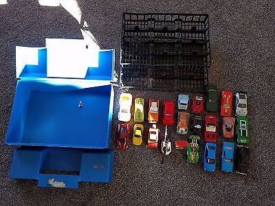 Job Lot of old Toy Cars with Dukes of Hazzard