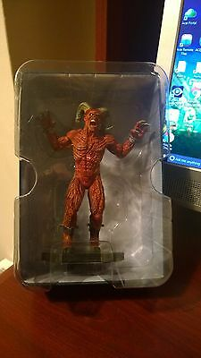 Eaglemoss doctor who figurine collection - Special 5: THE BEAST (satan pit)