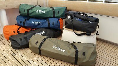 Dry Gear Water Proof Duffle Bags, Lacrosse, Fishing, Boating, Hunting,Travel