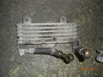 Suzuki Tl1000S Tl 1000 S Oil Cooler And Lines