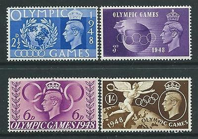 SG495-499 1948 OLYMPIC GAMES 4v Unmounted Mint