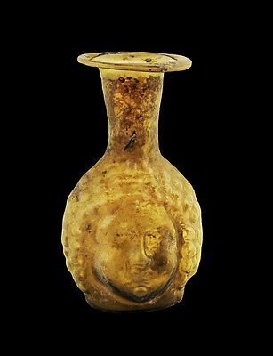 Aphrodite- Ancient Roman Double Head Flask