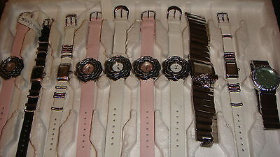 TRADE ONLY JOB LOT OF 10 X new MIXED  PAMELA ANDERSON WATCHES 100%. GEN ,.,