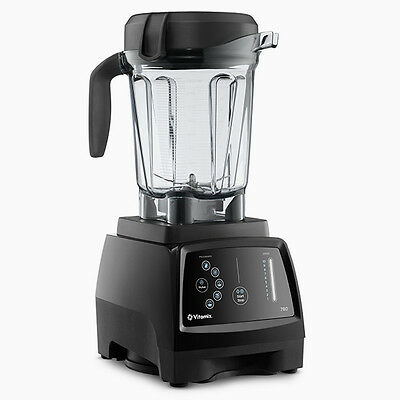 New Vitamix 780 Black  Blender with Touchscreen Control Panel