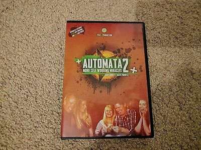 AUTOMATA 2 magic trick dvd