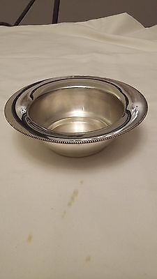 Arthur Price Silver Plated  Bon Bon Bowl.