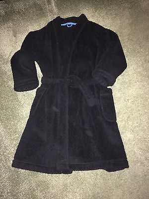 Boys Dressing Gown Age 7/8 M&S